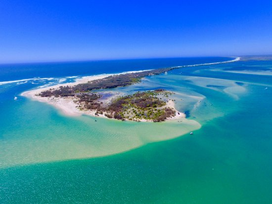 "Sunshine Coast, Australien: ""Mels Escape Island"" - deserted island accessible only via sea featuring in several adventures"