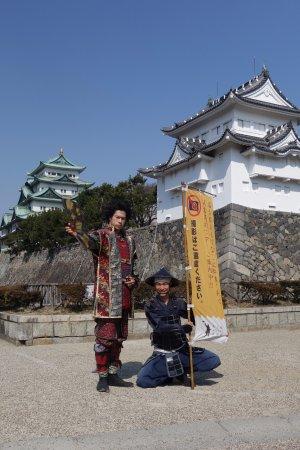 名古屋おもてなし武将隊, 名古屋城ツアー
