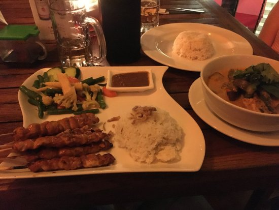 Warung Asia Thai Food: Great food