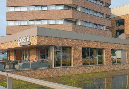 Papendrecht, Hollanda: Exterior