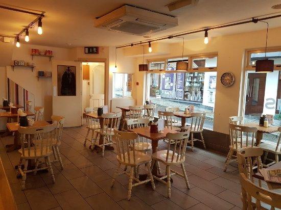 Castlebar, Irlanda: McHUGH'S CAFE