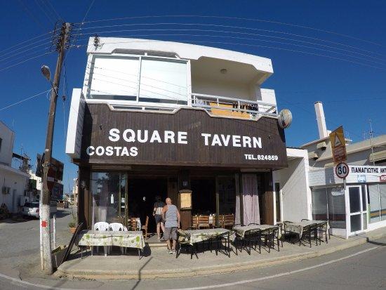 Square Tavern Sotira