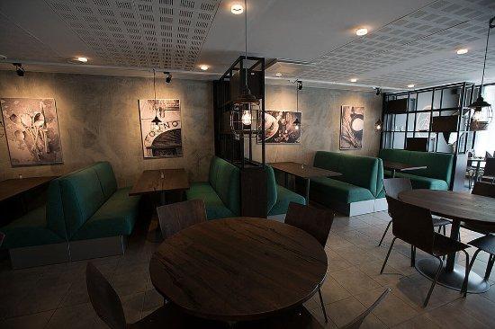 Joensuu, Finland: Breakfast & Lunch ravintola – tilat yli 40 hengelle. Tilavaraukset-varaukset@localbistro.fi