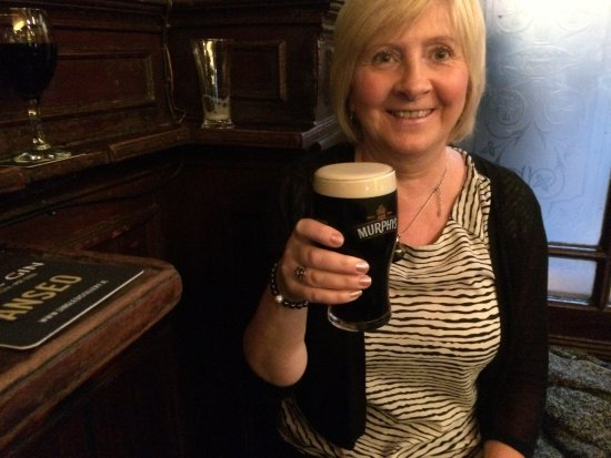 Purely For Purposes Of The Review The Missus Is Not A Beer Drinker