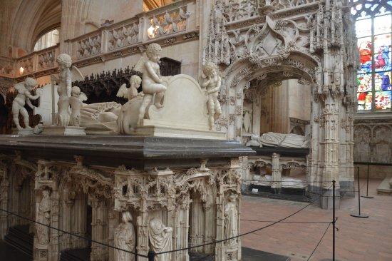 Monastere Royal de Brou Photo