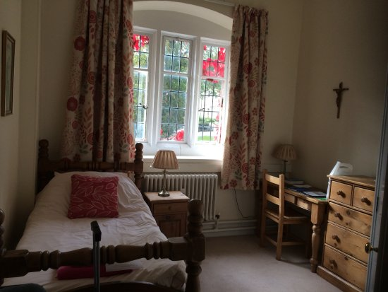 My bedroom Picture of Ampleforth Abbey Ampleforth TripAdvisor Awesome My Bedroom