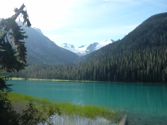 Pemberton, Canada: Middle Lake
