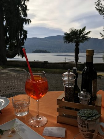 Pallanza, إيطاليا: vIEW