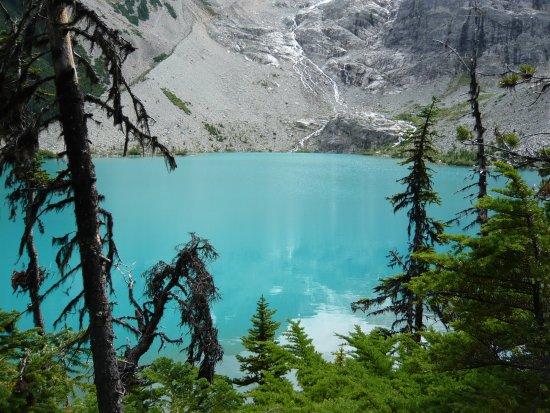 Pemberton, Canada: Top Lake