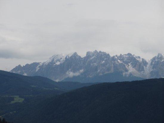 Soprabolzano, Włochy: Il panorama!!!