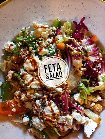 Hartshorne, UK: Feta Salad