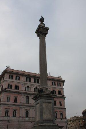 La Colonna di Santa Maria Maggiore
