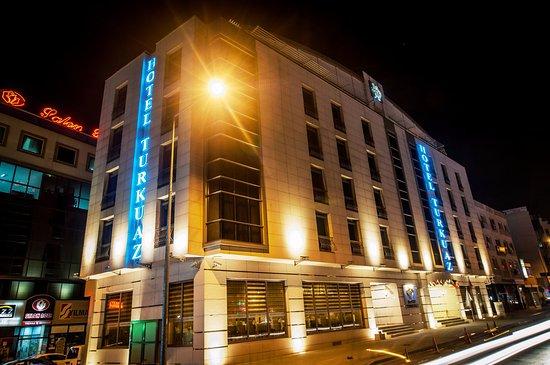 Grand turkuaz hotel reviews price comparison bursa for Lal hotel bursa