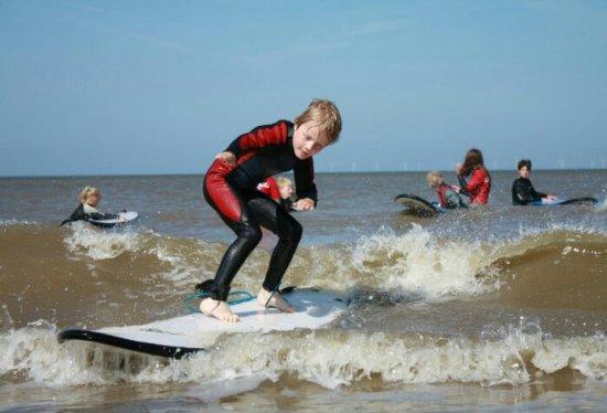 Surfschool Castricum