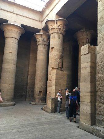 """Temple of Philae - アスワン、フィラエ神殿の写真写真: """"Temple of Philae"""""""