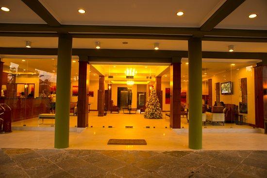 Seascape Hotel: entrance