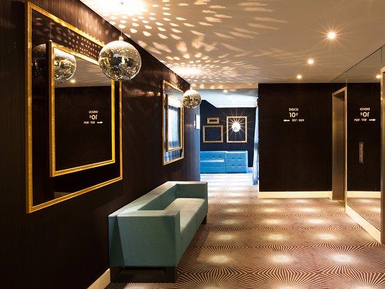 Lutecia smart design hotel lisbonne portugal voir les for Hotel design lisbonne