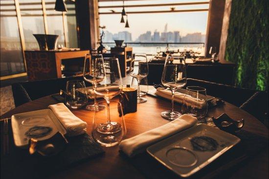 99 Sushi Bar & Restaurant: 99 terrace