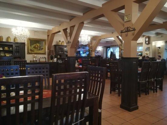 Restauracja Kanclerz Gościniec Zamość Recenzje