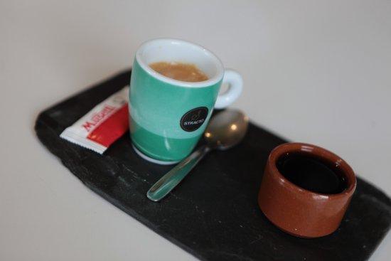 Badiana Tapas : Un café después de comer es ideal :)