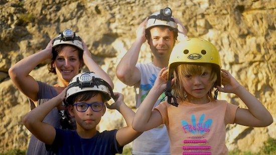 Cellers, İspanya: Actividades en familia