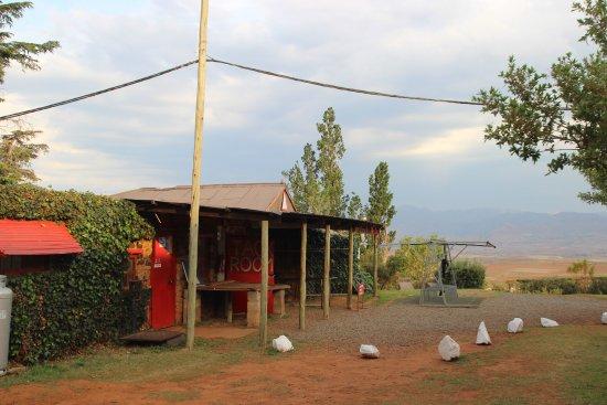 Potret Malealea Lodge