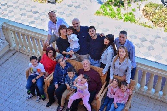 Hotel Garden: Famiglia Magi