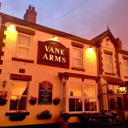 Vane Arms, Long Newton