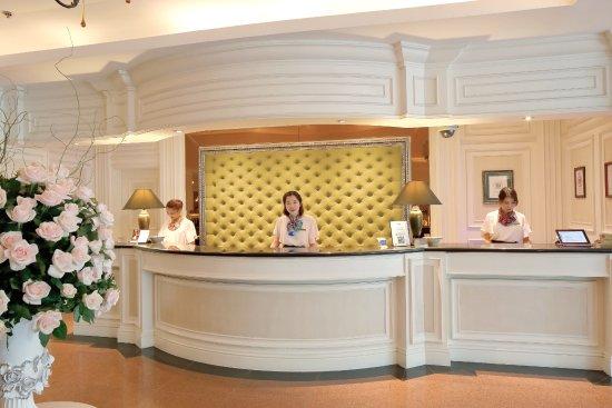 Sunway Hotel Hanoi: Reception