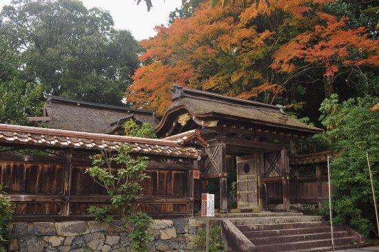 Honzanji Temple: 霊廟も見事な建築