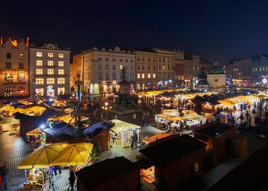 ibis Krakow Centrum: Market Bożonarodzeniowy w Krakowie | Christmas Market in Krakow
