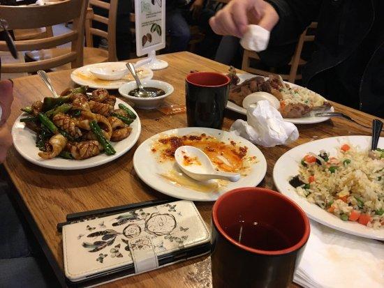 Love those tiny buns photo de shanghai asian cuisine for Accord asian cuisine ny