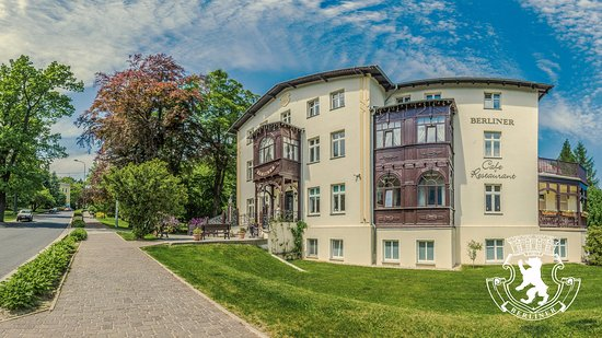 Berliner Hotel: BERLINER