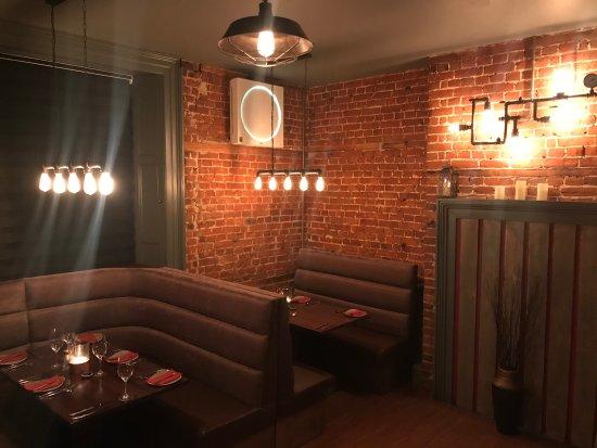 Ormesby St. Margaret, UK: Lane's restaurant