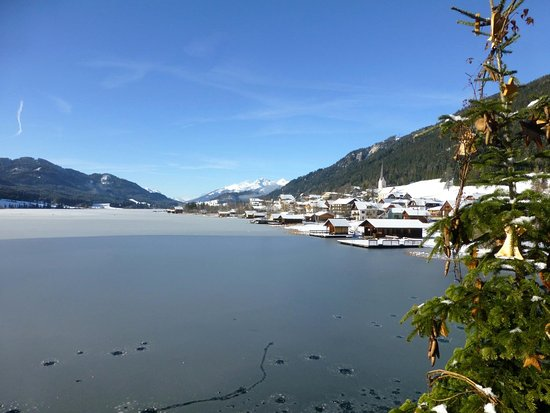 Winter im Naturparadies Weissensee!