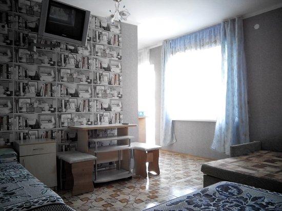 Ordzhonikidze: Номер на 1 этаже с отдельным входом