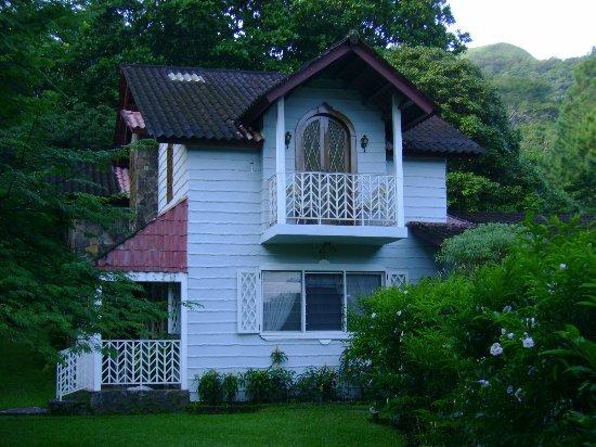 Park Eden Bed & Beakfast: Linda Vista house.