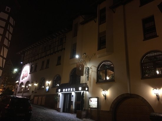 Hotel Rats Schanke - Picture of Hotel Rats Schanke, Frankenberg ...