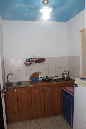 Ordzhonikidze: Кухня в каждом номере