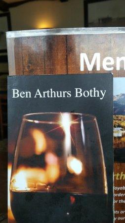 Ben Arthurs Bothy Photo