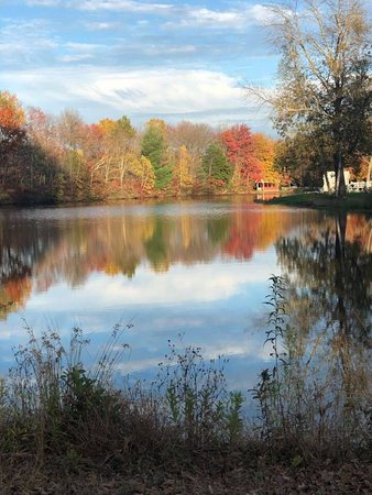 So many options and things to do!! - Picture of Stone Lake Inn