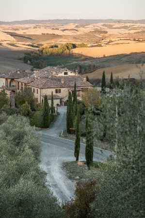 Monteroni d'Arbia, Italien: veduta  panoramica dell appartamento