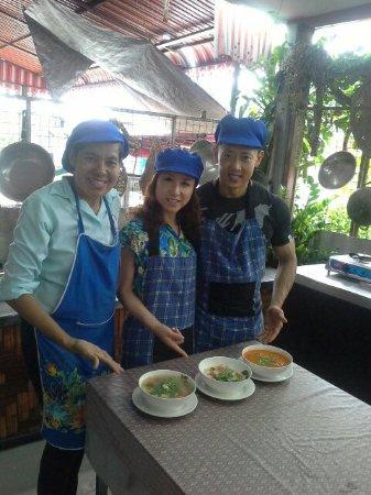 Rawai, Thailand: Thai cooking class...today!