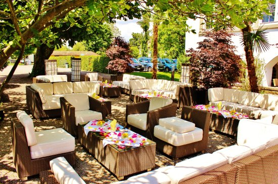Stäfa, Suiza: Sommer Lounge