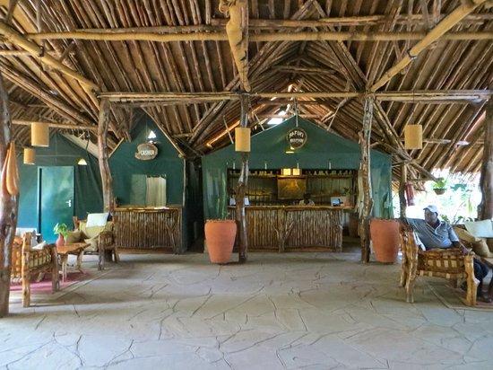 Kibo Safari Camp Image