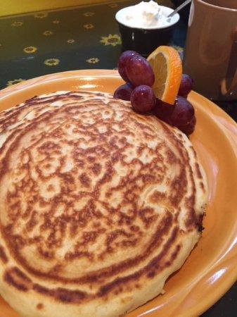 Springfield Center, NY: fluffy pancakes!