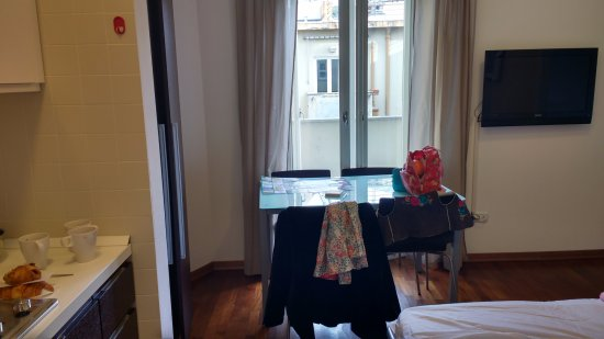 Poor quality equipment - Picture of Residence le Terrazze, Trieste ...
