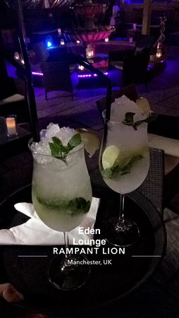 Greater Manchester, UK: The Eden Lounge