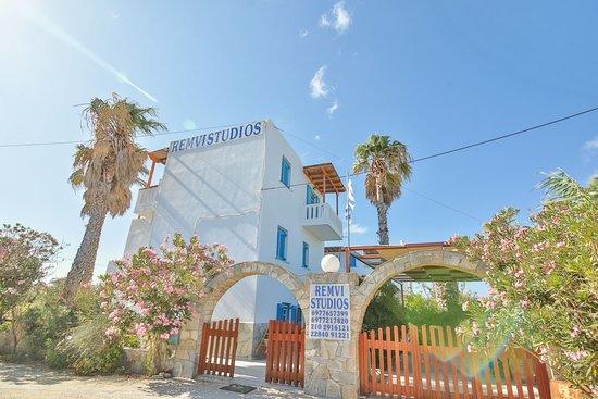 Pounta, Griekenland: Welcome to Remvi studios!