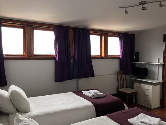 Bootle, UK: Twin room (rm 5)
